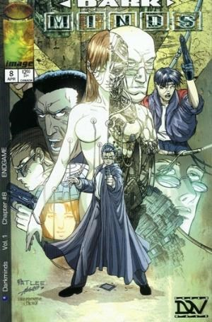 Image Comics - Darkminds Vol.1 #8 (oferta capa protetora)