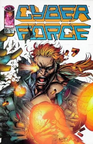 Image Comics - Cyberforce #15 (oferta capa protetora)