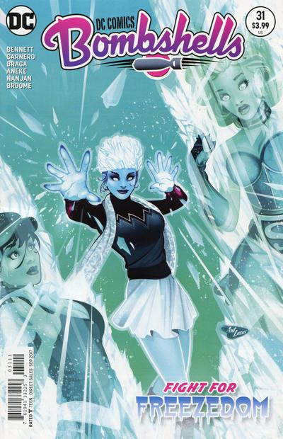 DC Comics - Bombshells (oferta capa protetora)