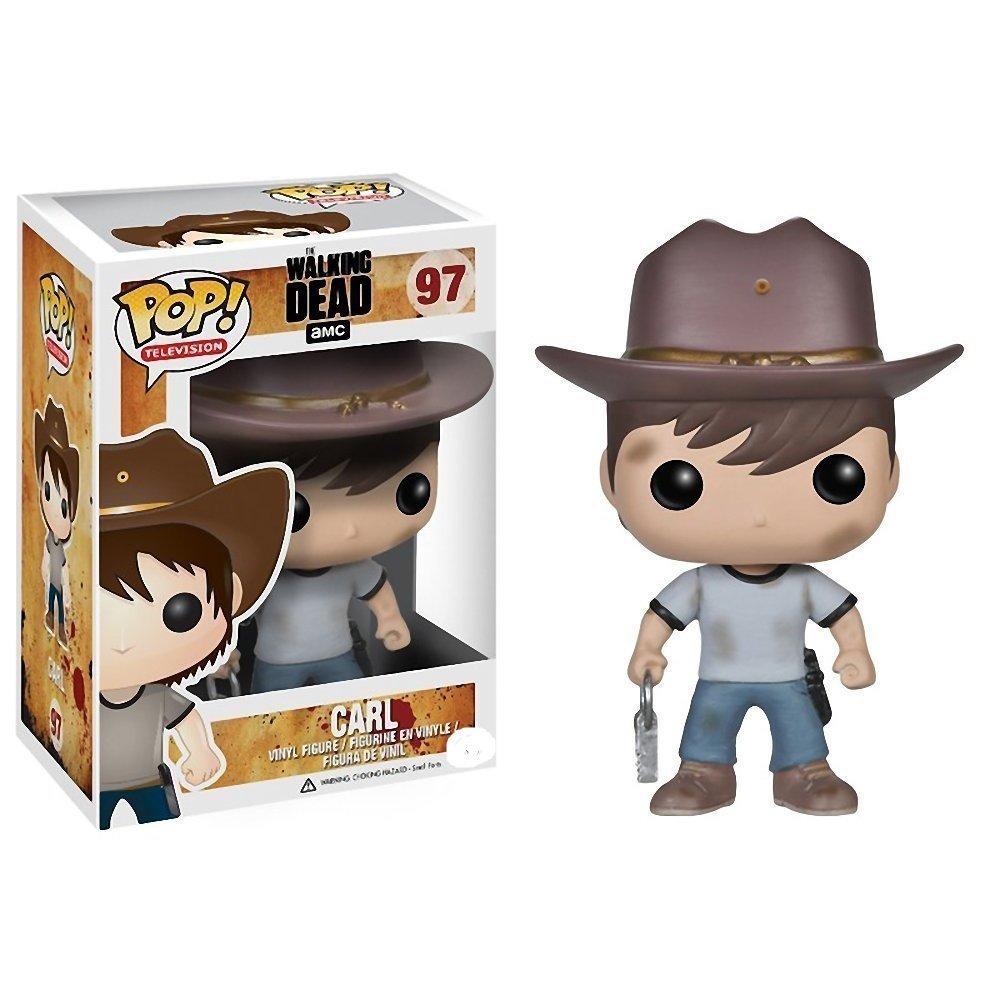 Funko POP! Television: The Walking Dead - Carl 10 cm
