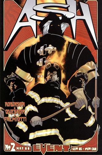 Ash: Fire & Crossfire #2 (oferta capa protetora)