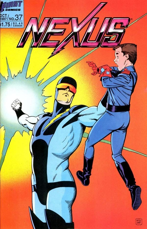 Nexus #31 (oferta capa protetora)