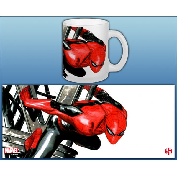 Caneca Marvel Spider-Man Dell`Otto