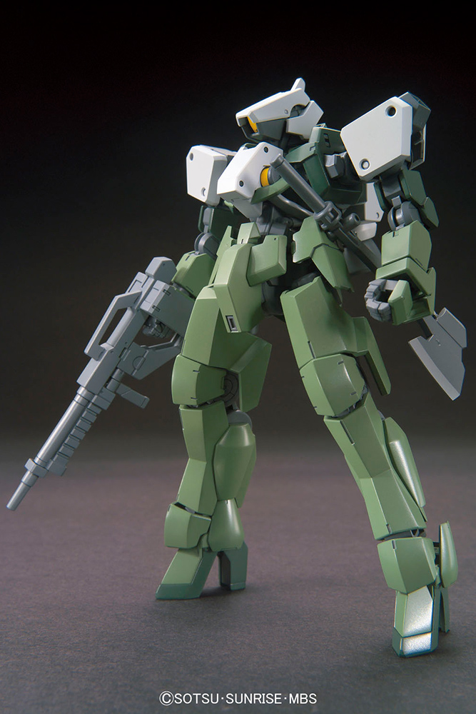 HG High Grade Model Kit Gundam Graze Custom 1/144