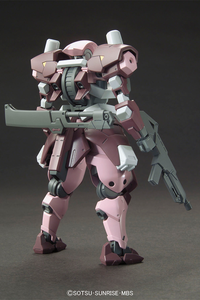 HG High Grade Model Kit Gundam HYAKUREN AMIDA 1/144