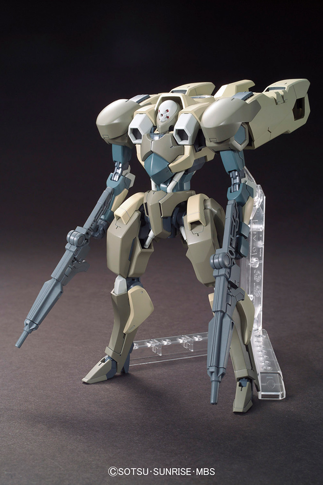 HG High Grade Model Kit Gundam HYAKURI 1/144