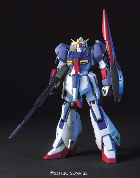 HG High Grade Model Kit Gundam ZETA 1/144