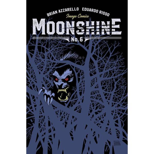 Image Comics - Moonshine #6 (Oferta de Capa Protectora)
