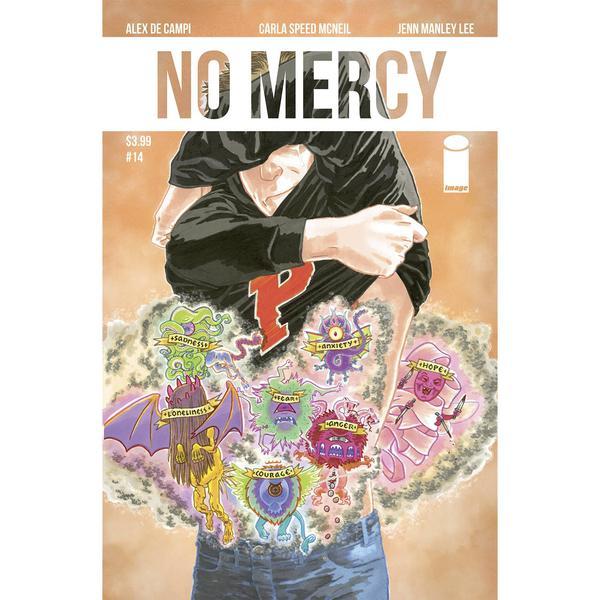 Image Comics - No Mercy #14 (Oferta de Capa Protectora)