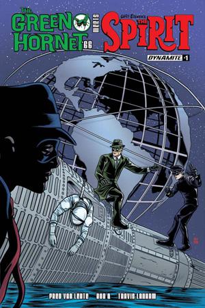 Dynamite Comics - THE GREEN HORNET '66 #1 (Oferta Capa Protectora)