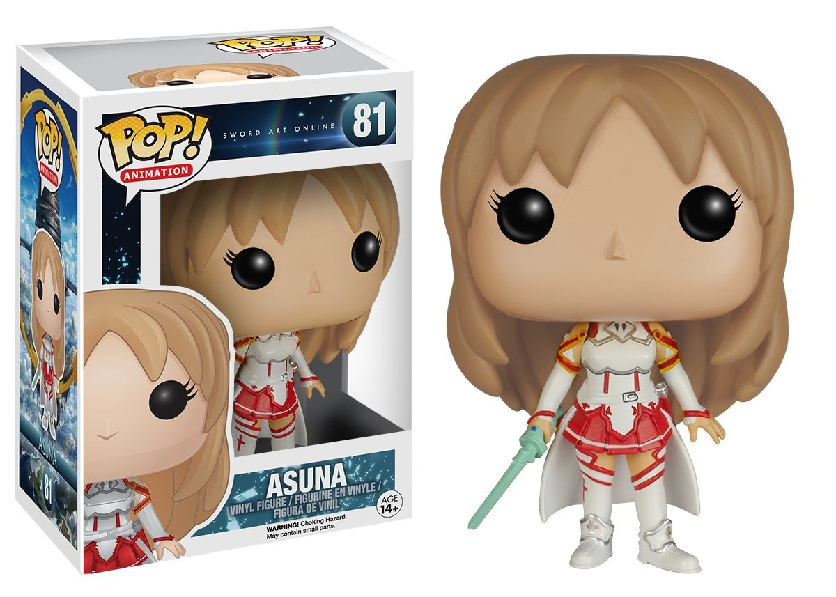 Funko POP! Sword Art Online - Asuna Vinyl Figure 10 cm
