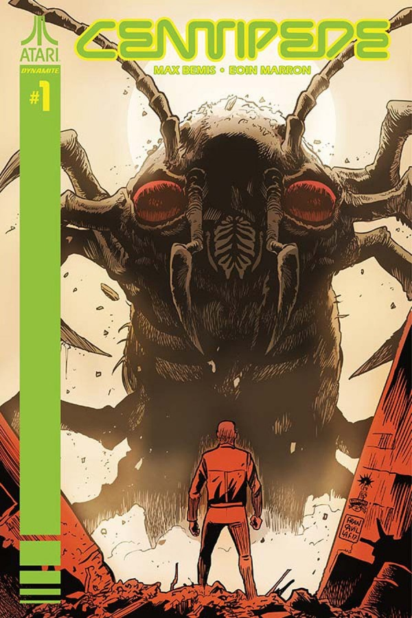 Dynamite Comics - Centipede #1 (Oferta Capa Protectora)