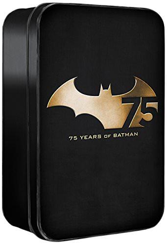 Batman Action Figure 4-Pack 75th Anniversary Set Collectors Edition 17 cm