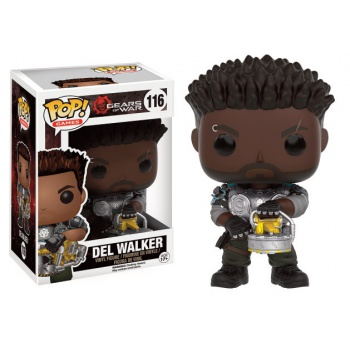 Funko POP! Games Gears Of War - Del Walker Vinyl Figure 10 cm