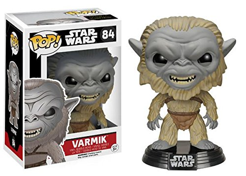 Funko POP! Star Wars - Episode VII The Force Awakens: Varmik 10 cm