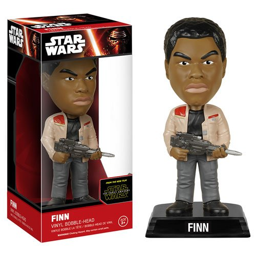 Funko Wacky Wobblers Star Wars Episode VII The Force Awakens - Finn 18 cm