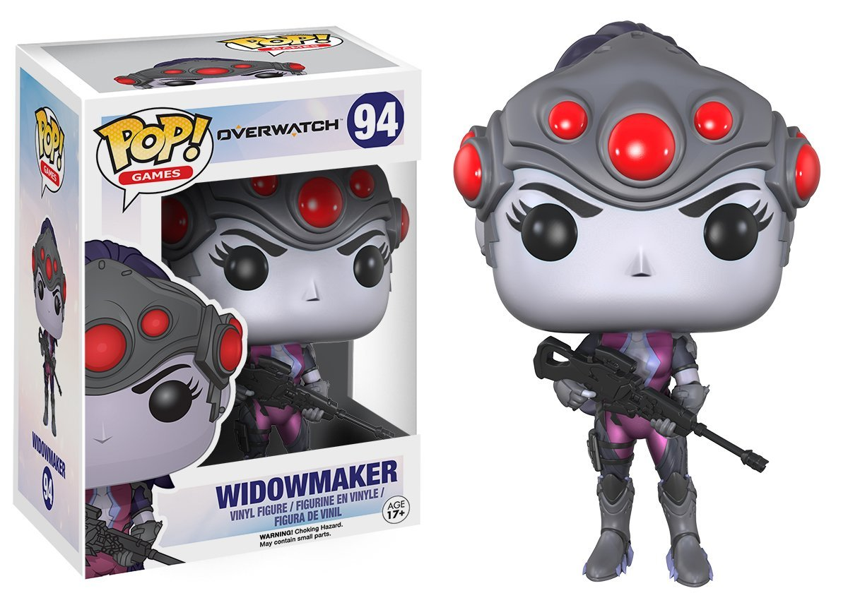 Funko POP! Games - Overwatch: Widowmaker - Vinyl Figure 10 cm