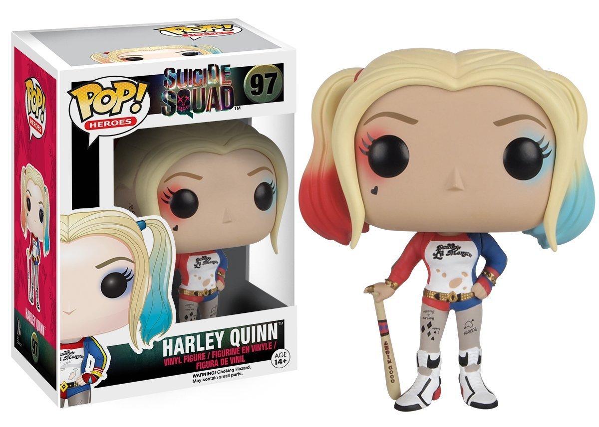 Funko POP! Movies Suicide Squad - Harley Quinn Vinyl Figure 10 cm