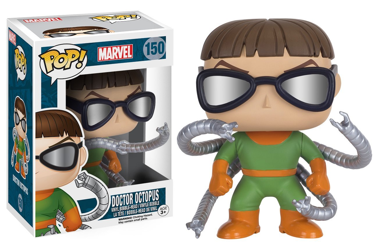 Funko POP! Marvel - Doctor Octopus - Vinyl Figure 10 cm