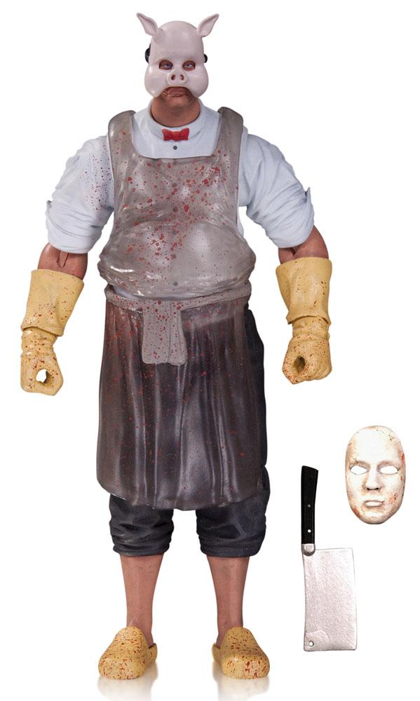 Batman Arkham Knight Action Figure Professor Pyg 17 cm
