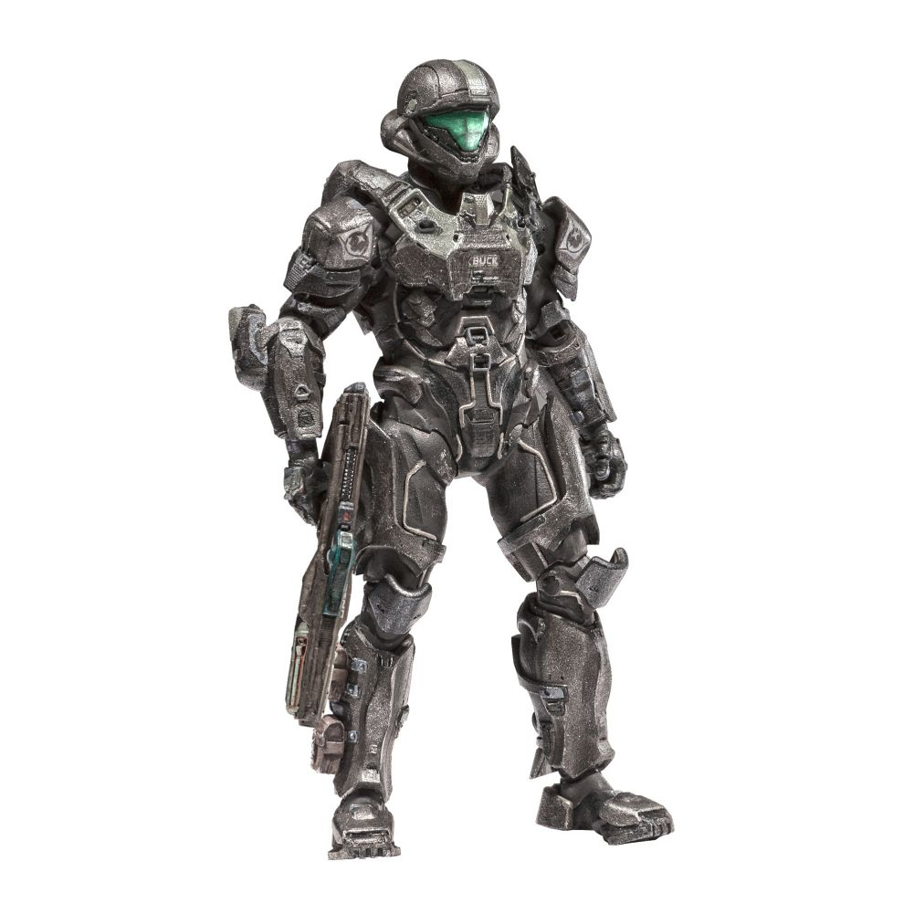 ACTION FIGURE HALO 5 : GUARDIANS - SERIES 2 SPARTAN Buck 15 cm