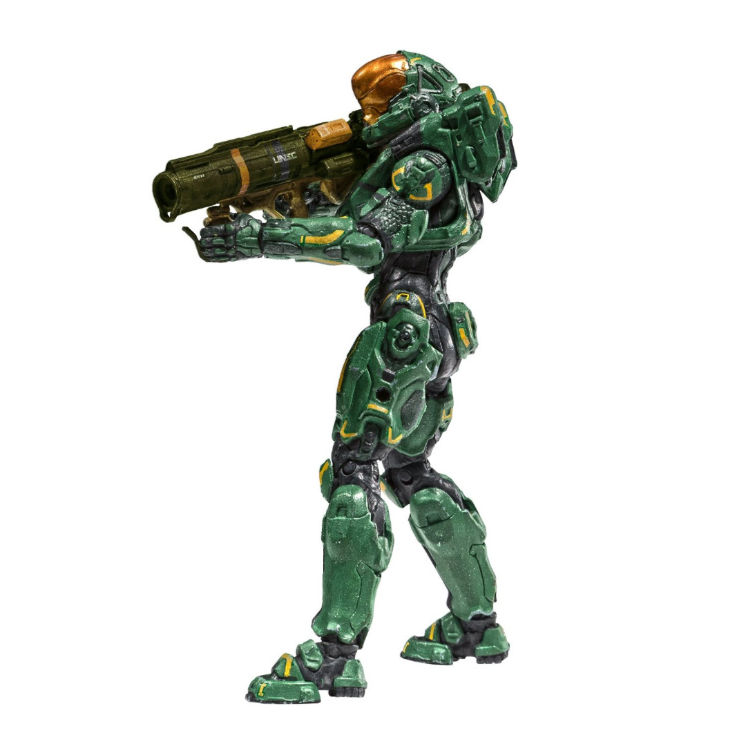 ACTION FIGURE HALO 5 : GUARDIANS - SERIES 2 SPARTAN Hermes